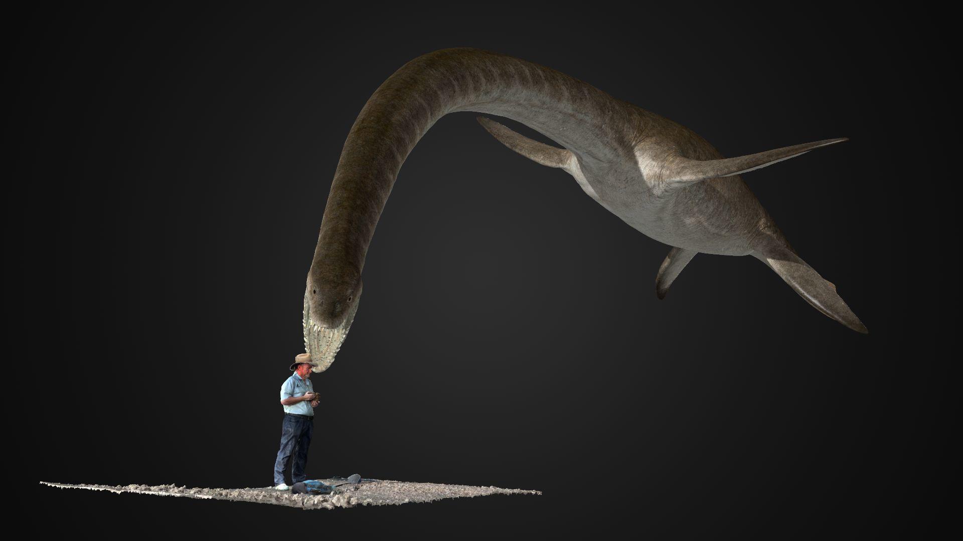 Digital Dinosaurs, Queensland Museum, Australia