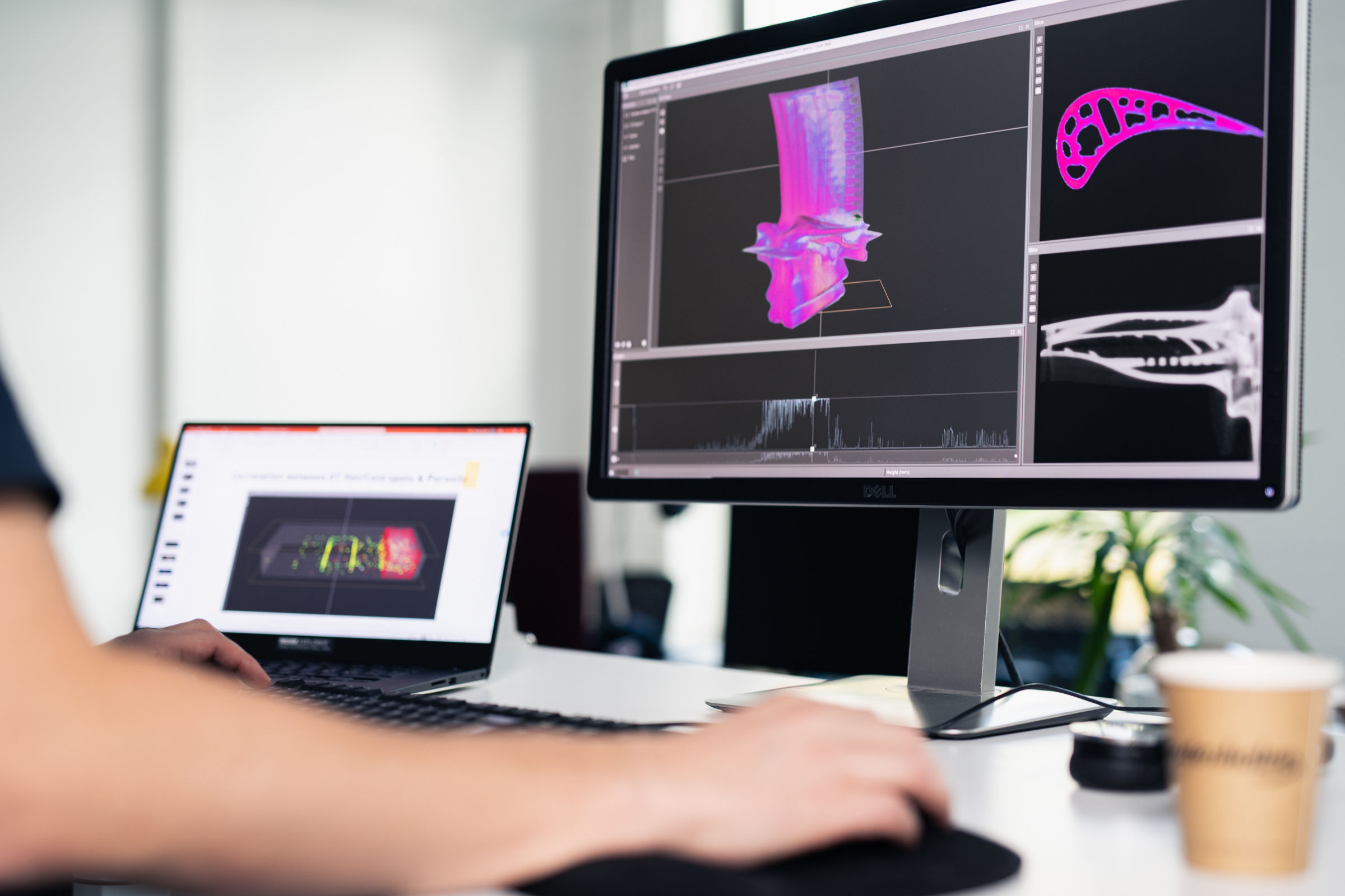 The first step in enabling far-reaching intricate designs and further pushing the possibilities of Additive Manufacturing is to see and understand what really has been printed.